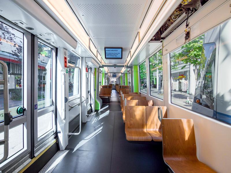 Bild VBZ: Flexity Tram