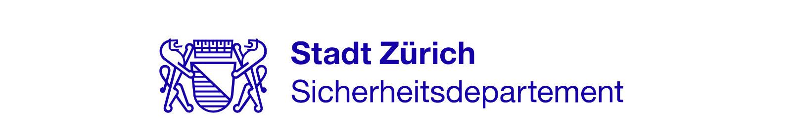 Sicherheitsdepartement Polizei Stadt Zürich