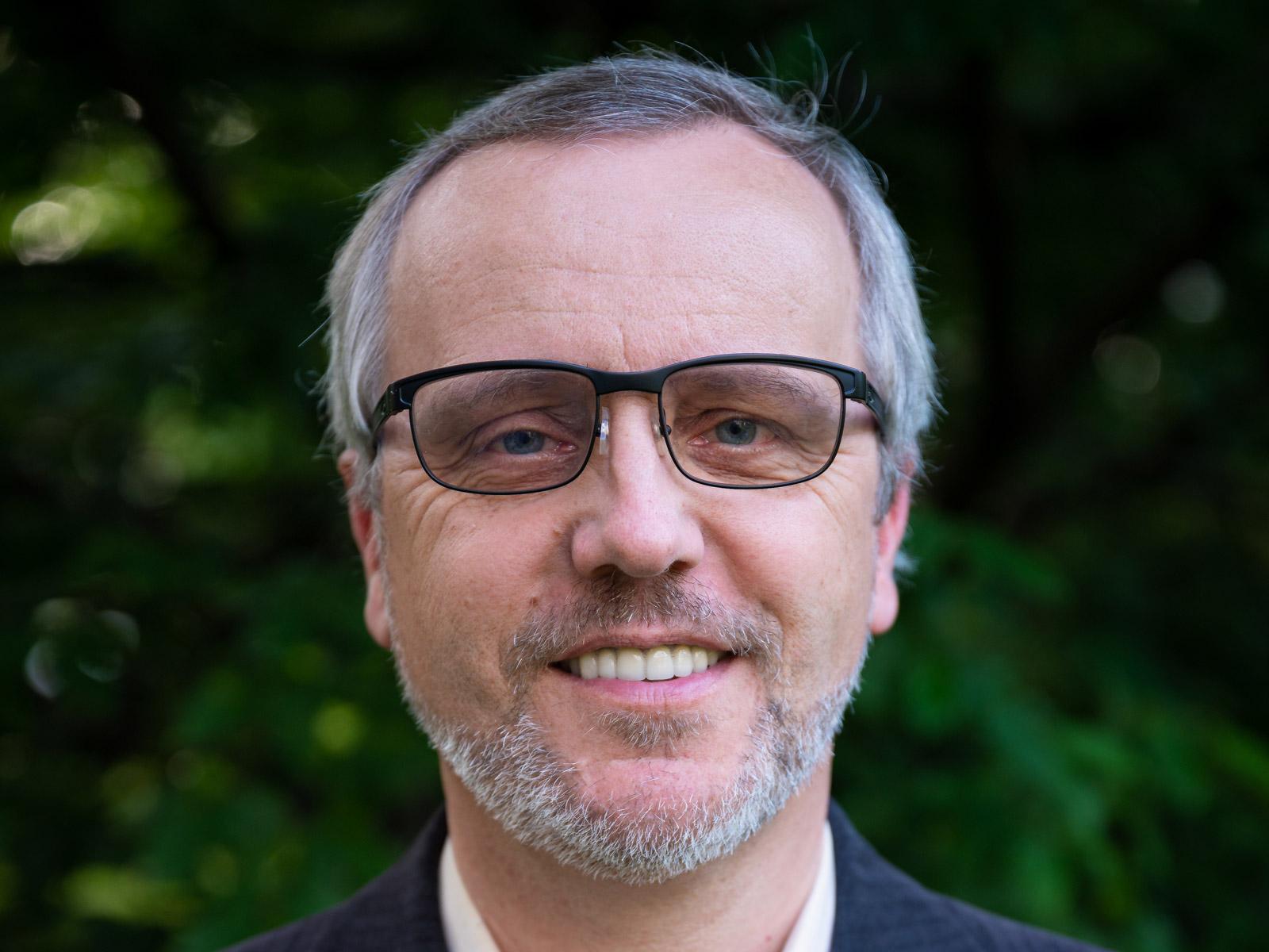 Stadtratskandidat der EVP Roger Föhn